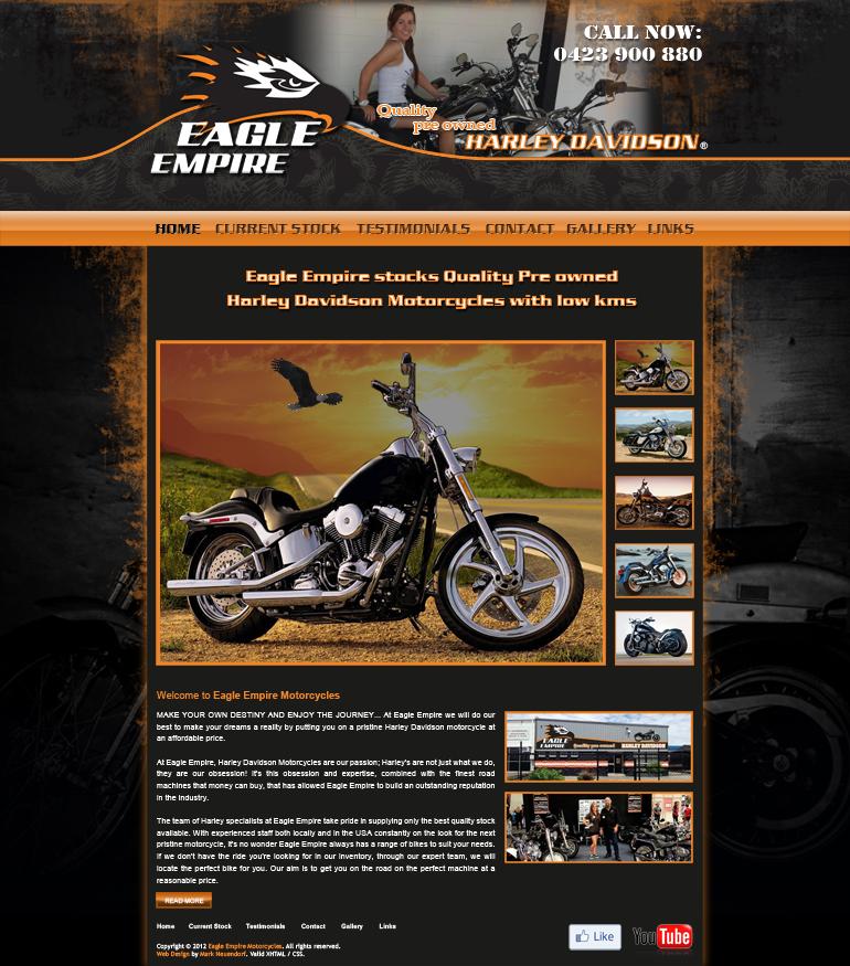 Eagle Empire Motorcycles