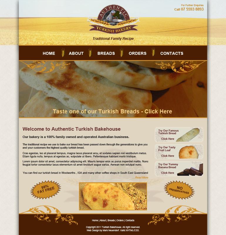 Turkish Bakehouse