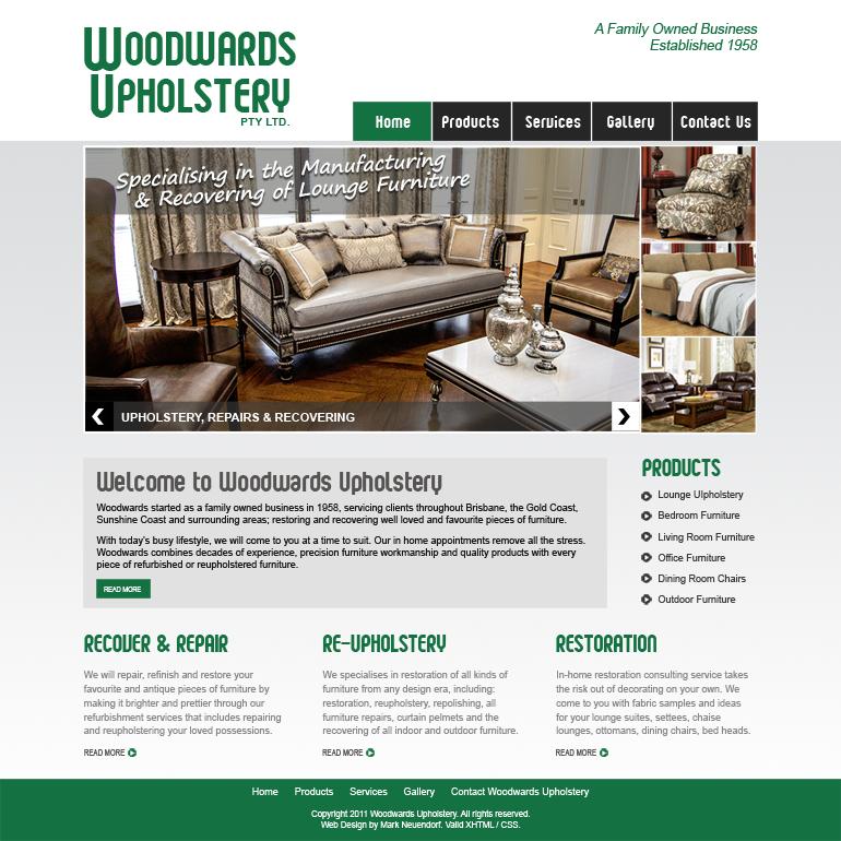 Woodwards Upholstery