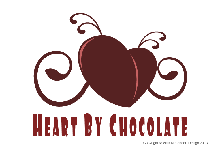 Heart By Chocolate